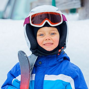 Picture of Junior Ski Half Day Improve Lesson Only