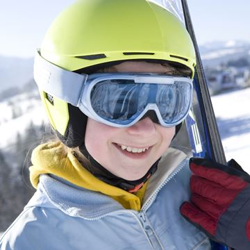 Picture of Junior Ski Full Day Improve Lesson Only
