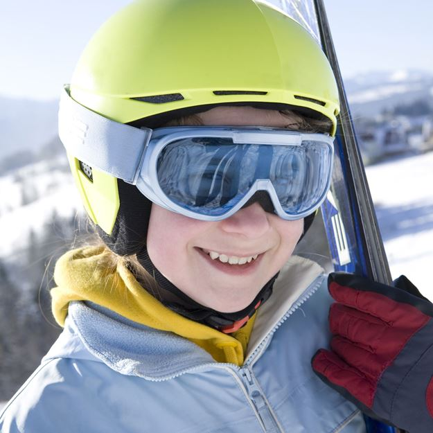 Picture of Junior Ski Full Day Lesson Only