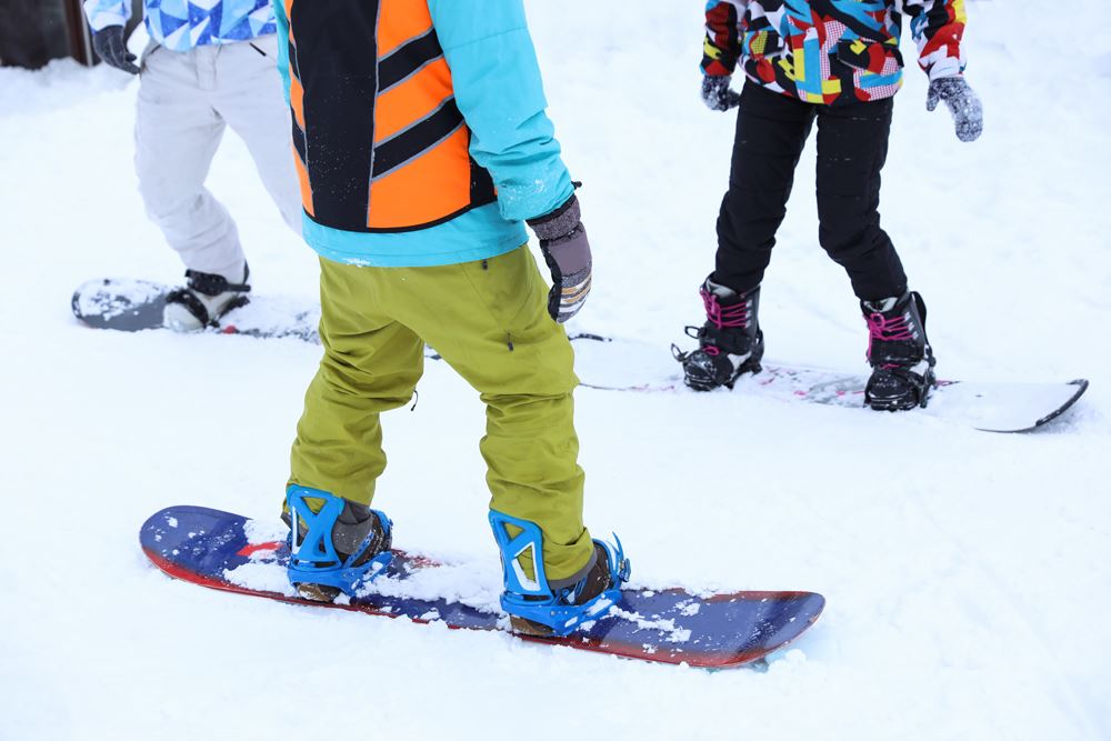 Picture for category Junior (7-12) Snowboard