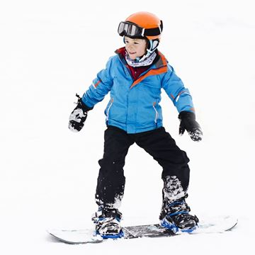 Picture of Junior Board Full Day Lesson/Lift/Rental