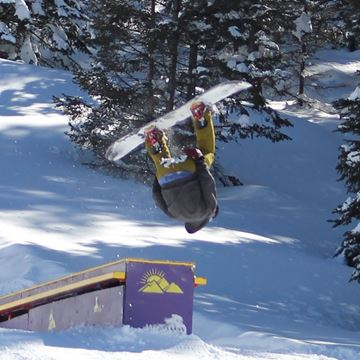 Picture of Rail Jam